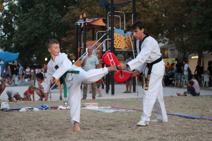 Jacopo Spinaci TKD